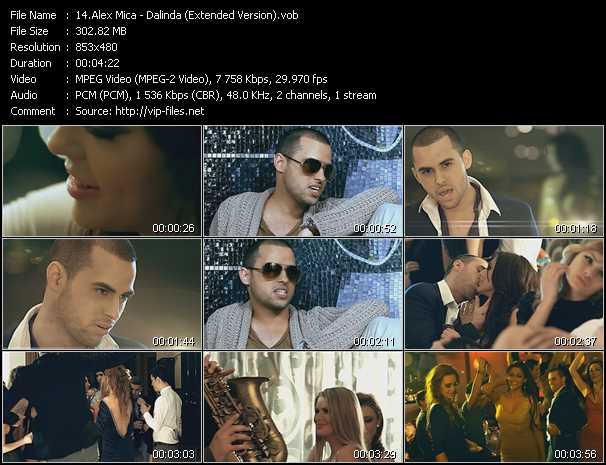 Alex Mica - Dalinda (Extended Version)
