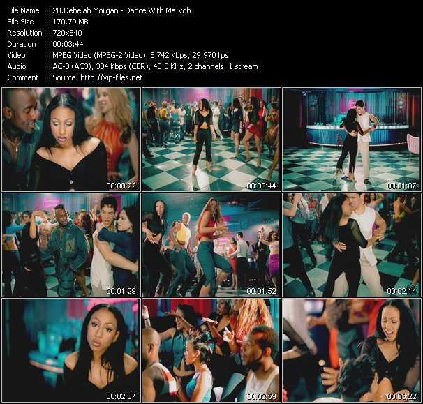 Debelah Morgan - Dance With Me