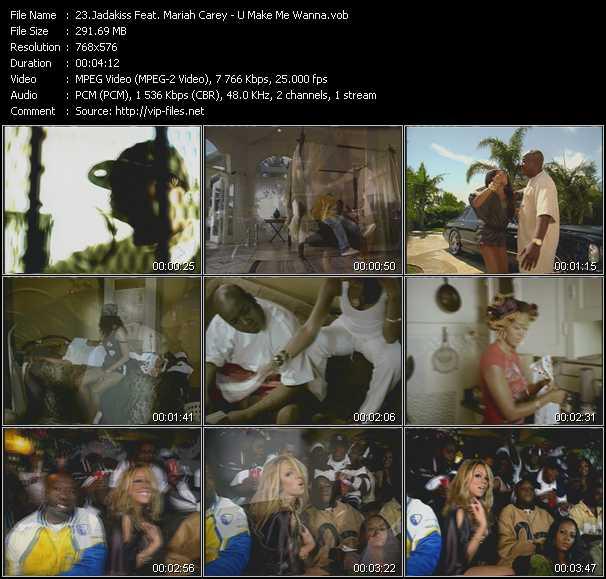 Jadakiss Feat. Mariah Carey - U Make Me Wanna