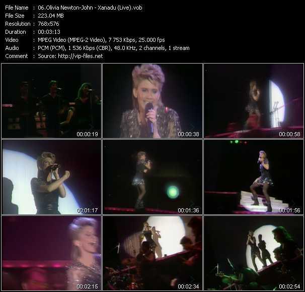 Olivia Newton-John - Xanadu (Live)