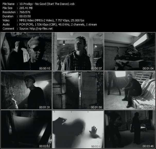 Prodigy - No Good (Start The Dance)