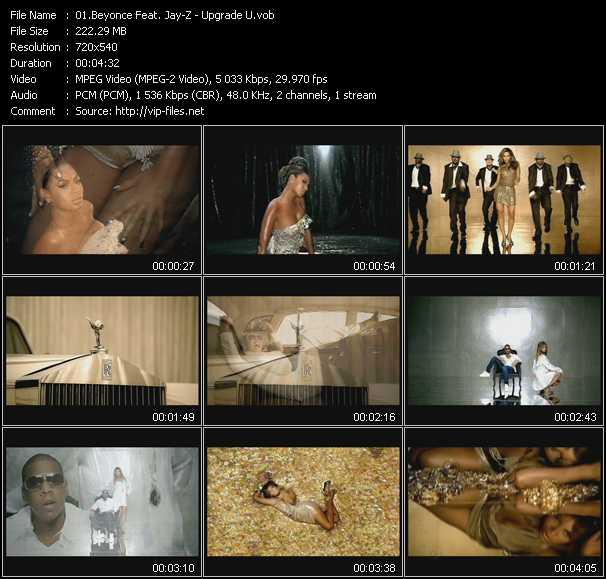 Beyonce Feat. Jay-Z - Upgrade U