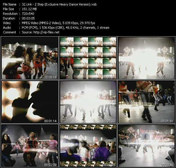 Unk - 2 Step (Exclusive Heavy Dance Version)