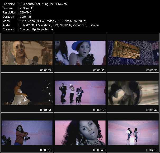 Cherish Feat. Yung Joc - Killa