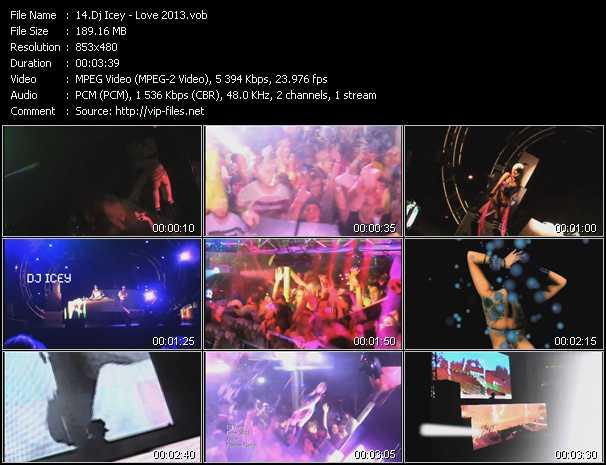 Dj Icey - Love 2013
