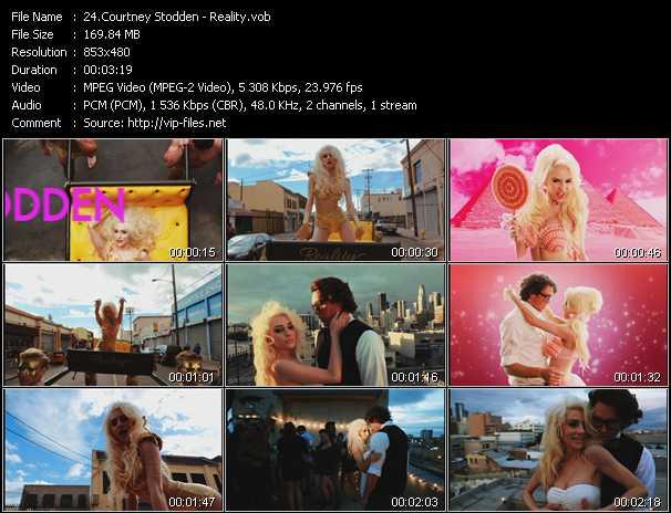Courtney Stodden - Reality