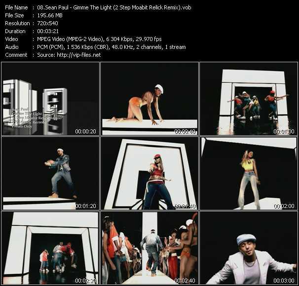 Sean Paul - Gimme The Light (2 Step Moabit Relick Remix)