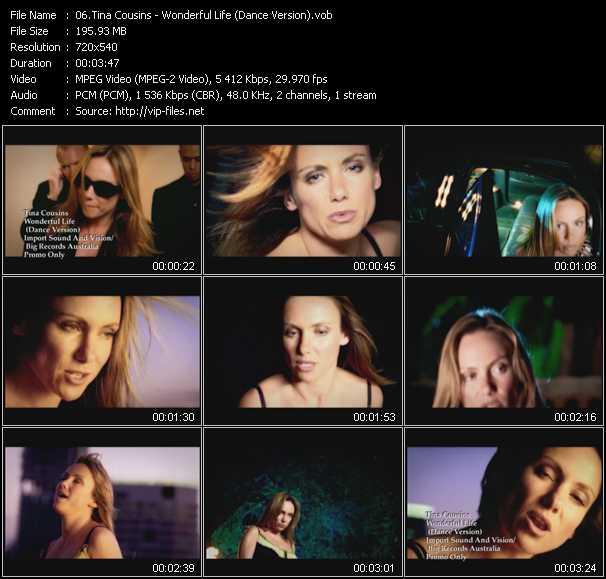 Tina Cousins - Wonderful Life (Dance Version)