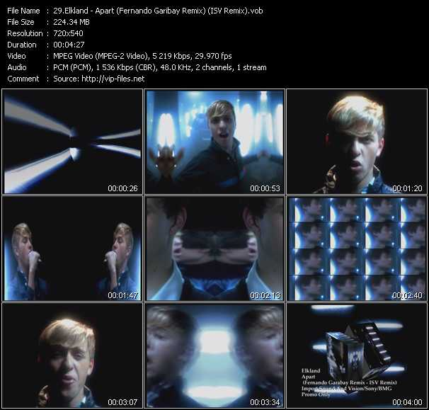 Elkland - Apart (Fernando Garibay Remix) (ISV Remix)