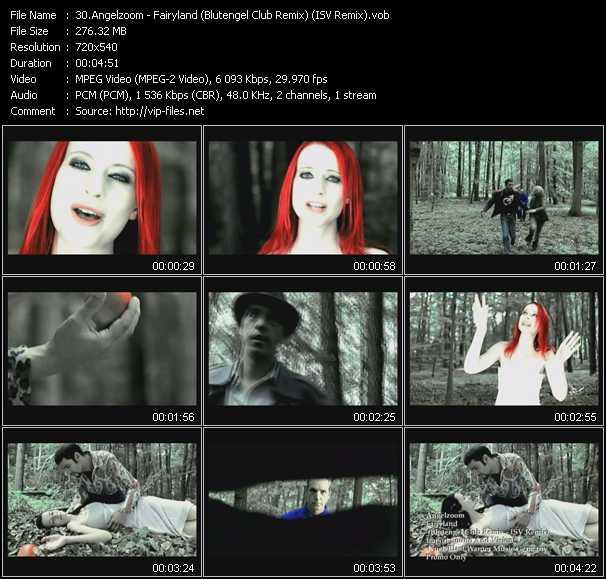 Angelzoom - Fairyland (Blutengel Club Remix) (ISV Remix)