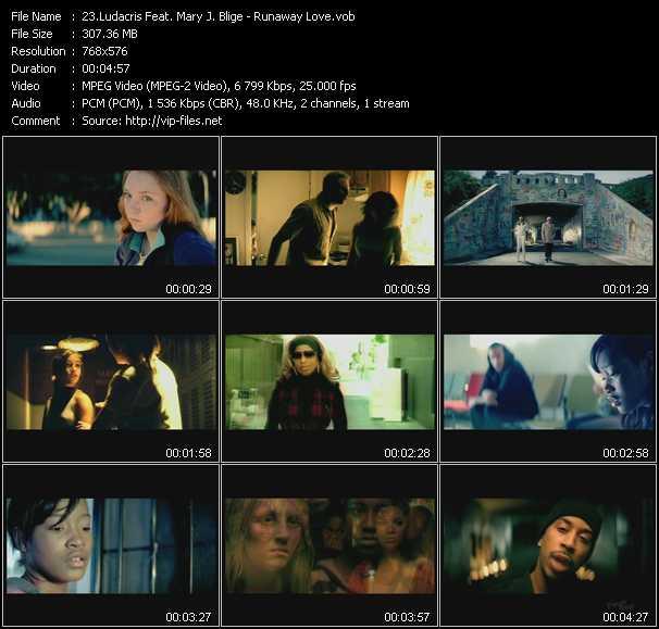 Ludacris Feat. Mary J. Blige - Runaway Love