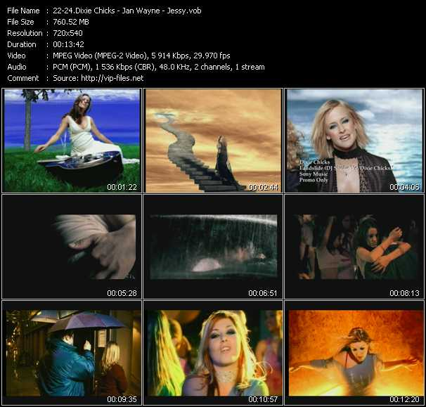 Dixie Chicks - Jan Wayne - Jessy - Landslide (DJ Strobe Vs. Dixie Chicks) - Because The Night (Extended Edit) - Look At Me Now (Extended Edit)