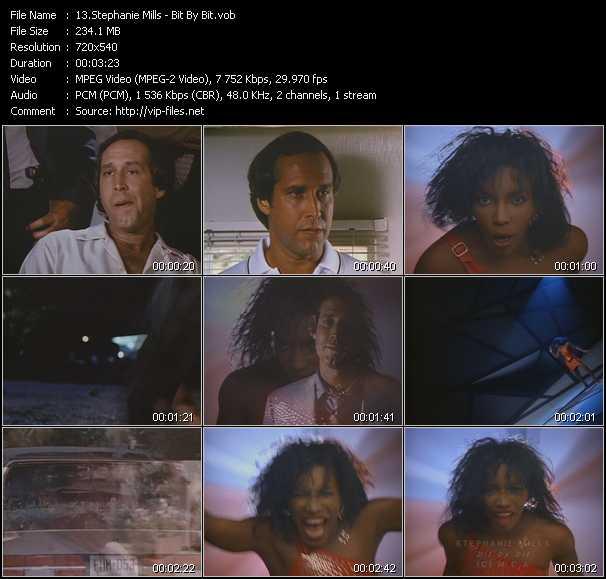 Stephanie Mills - Bit By Bit