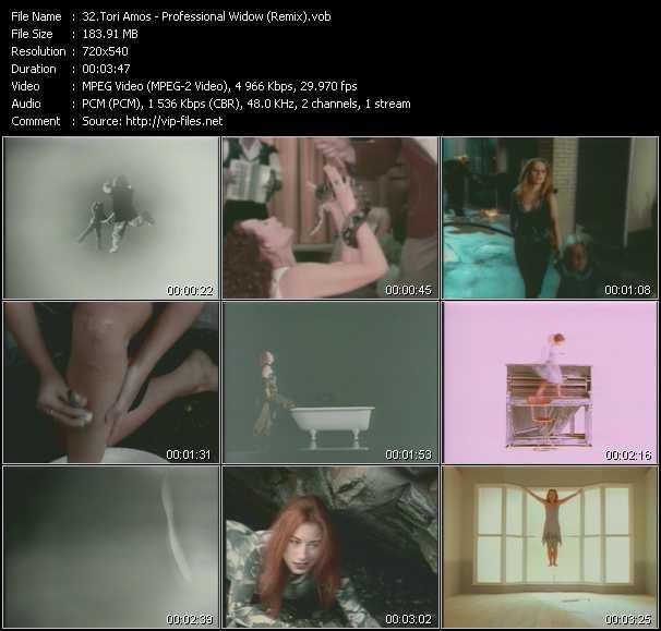 Tori Amos - Professional Widow (Remix)