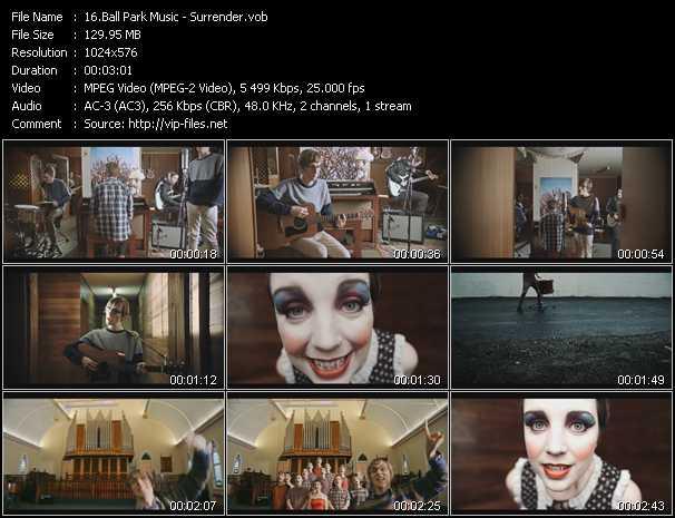 Ball Park Music - Surrender
