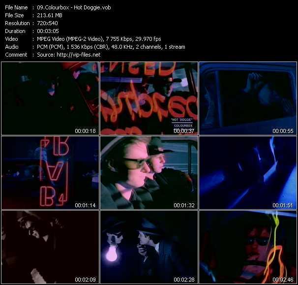 Colourbox - Hot Doggie