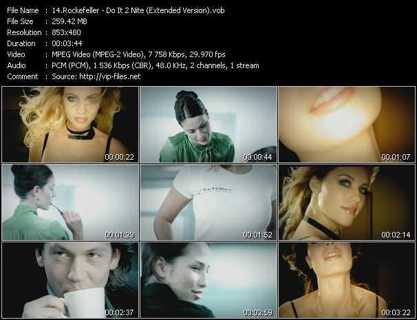Rockefeller - Do It 2 Nite (Extended Version)
