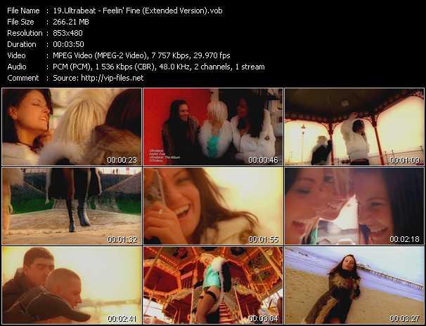 Ultrabeat - Feelin' Fine (Extended Version)