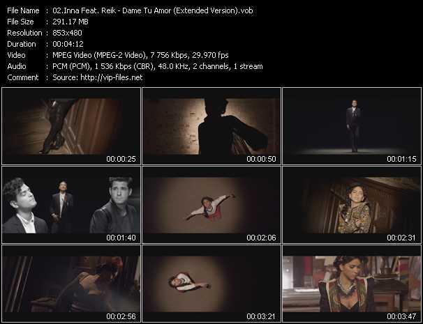 Inna Feat. Reik - Dame Tu Amor (Extended Version)