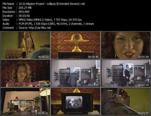 Dj Aligator Project - Lollipop (Extended Version)