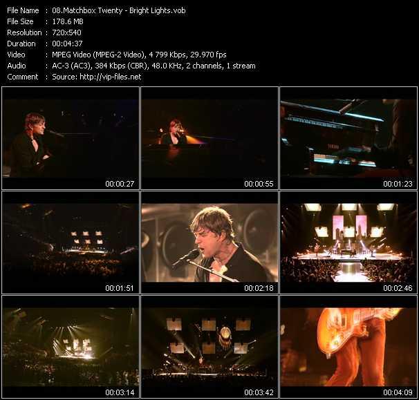 Matchbox Twenty - Bright Lights