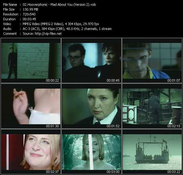 Hooverphonic - Mad About You (Version 2)