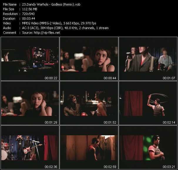 Dandy Warhols - Godless (Remix)