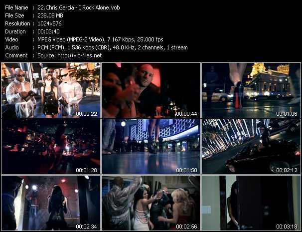 Chris Garcia - I Rock Alone