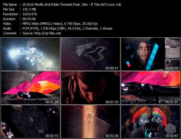 Erick Morillo And Eddie Thoneick Feat. Skin - If This Ain't Love