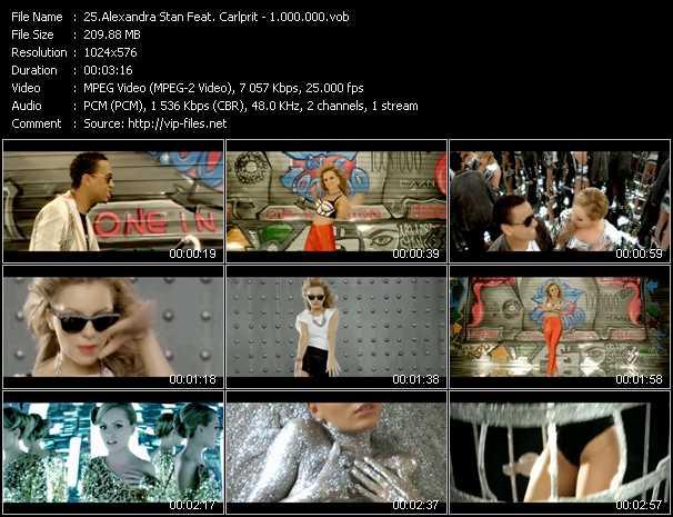 Alexandra Stan Feat. Carlprit - 1.000.000