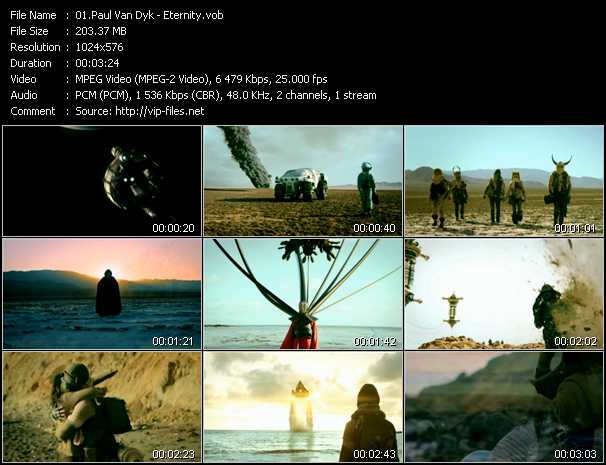 Paul Van Dyk - Eternity