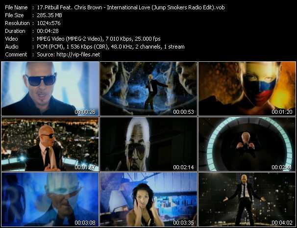 Pitbull Feat. Chris Brown - International Love (Jump Smokers Radio Edit)