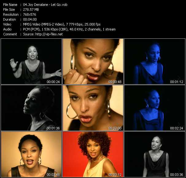 Joy Denalane - Let Go
