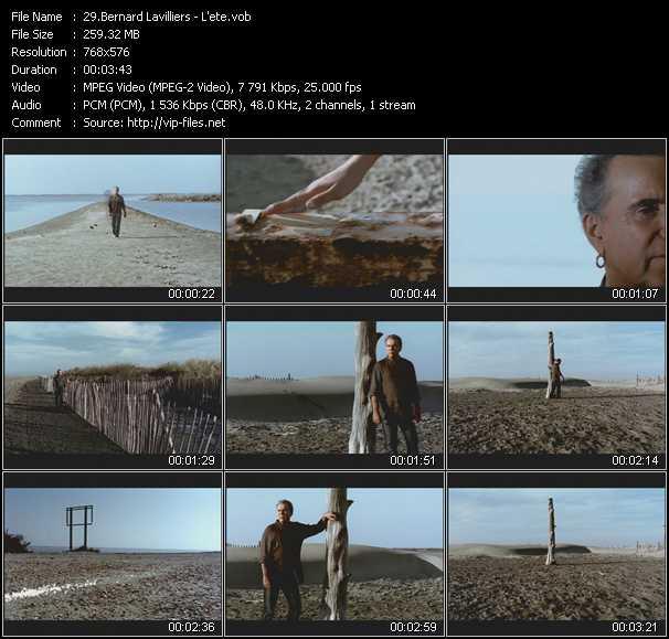 Bernard Lavilliers - L'ete