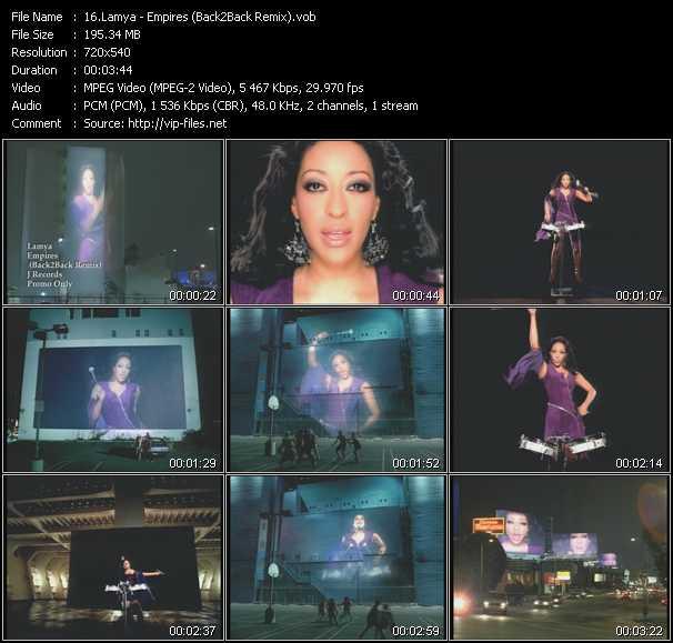 Lamya - Empires (Back2Back Remix)