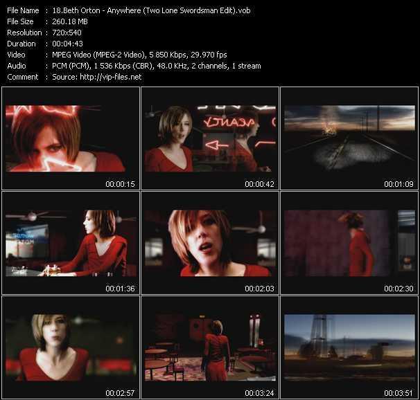 Beth Orton - Anywhere (Two Lone Swordsman Edit)