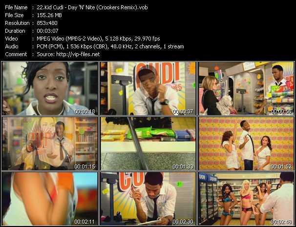 Kid Cudi - Day 'N' Nite (Crookers Remix)