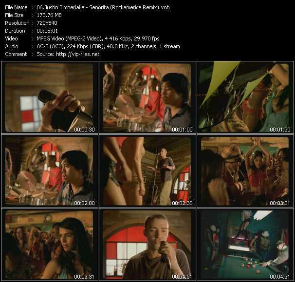Justin Timberlake - Senorita (Rockamerica Remix)