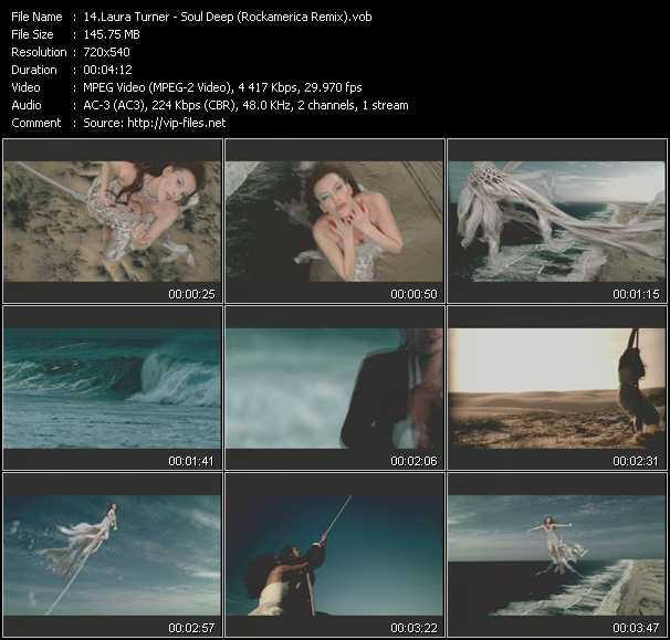 Laura Turner - Soul Deep (Rockamerica Remix)
