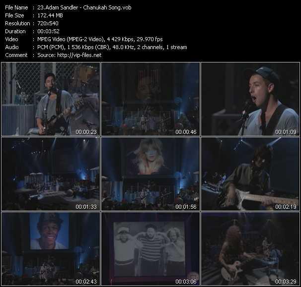 Adam Sandler - Chanukah Song