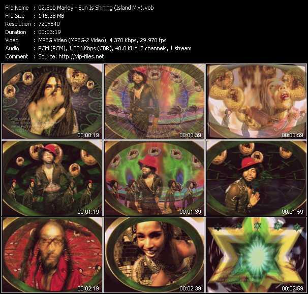 Bob Marley - Sun Is Shining (Island Mix)