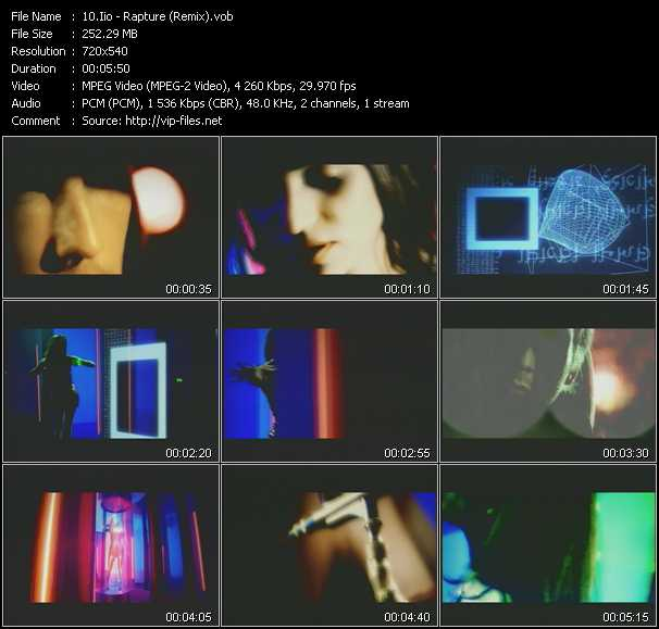 Iio - Rapture (Remix)