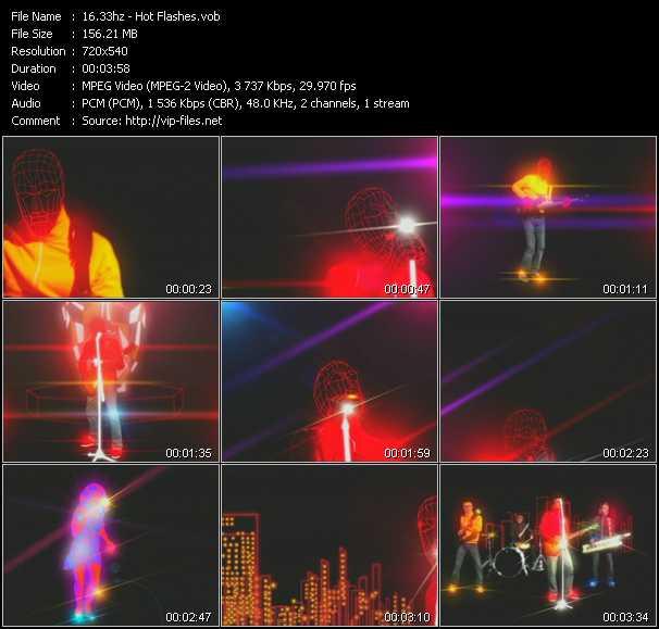 33hz - Hot Flashes
