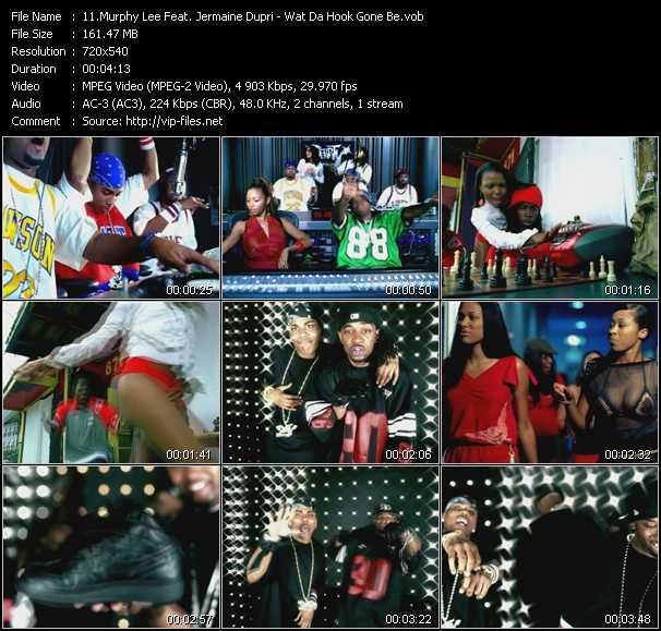 Murphy Lee Feat. Jermaine Dupri - Wat Da Hook Gone Be