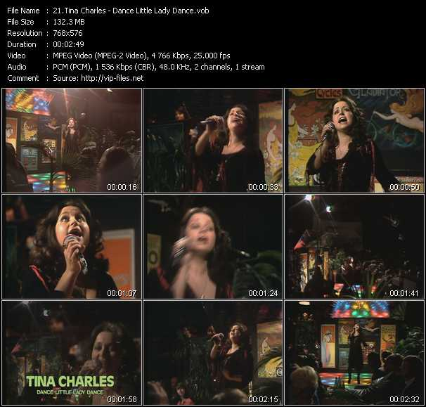 Tina Charles - Dance Little Lady Dance (From Musikladen)