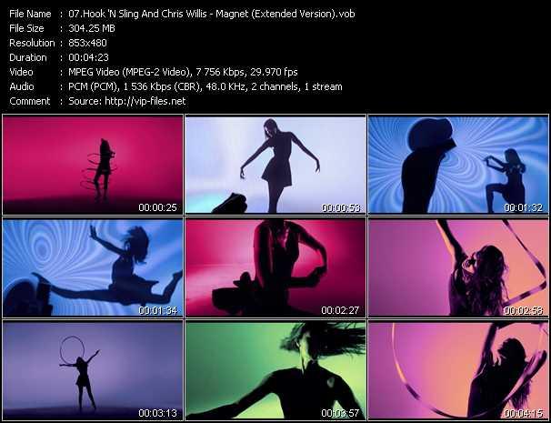 Hook 'N Sling And Chris Willis - Magnet (Extended Version)