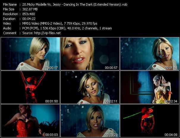 Micky Modelle Vs. Jessy - Dancing In The Dark (Extended Version)