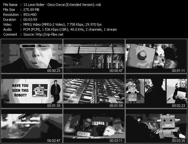 Leon Bolier - Disco Davai (Extended Version)