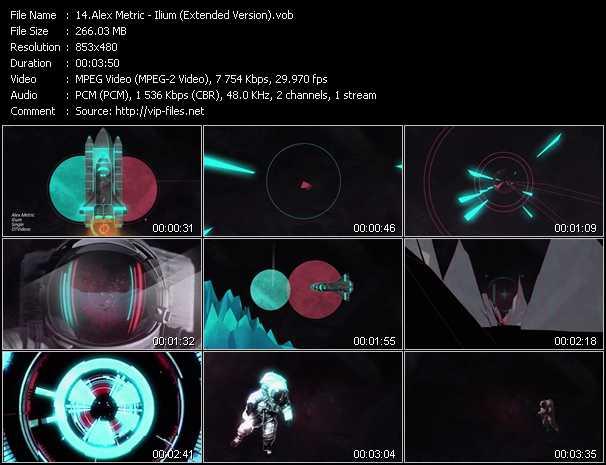 Alex Metric - Ilium (Extended Version)