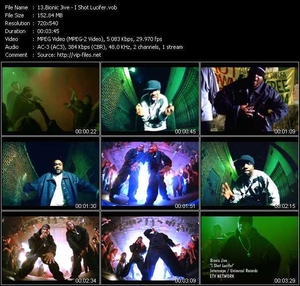 Bionic Jive - I Shot Lucifer